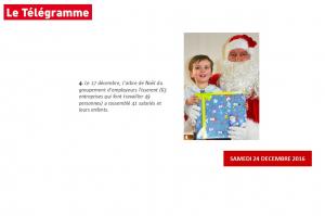 20161224 LE TELEGRAMME-Loudeac-Tisserent-Groupement d'employeurs-Noël