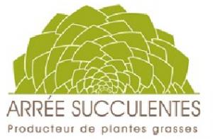 Logo Arrée succulentes Tisserent adhérent