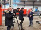 France 2 réalise un reportage sur Tisserent !