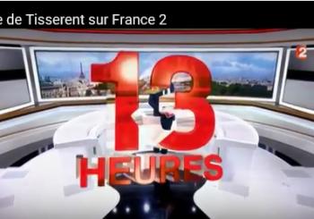 Tisserent passe sur France 2
