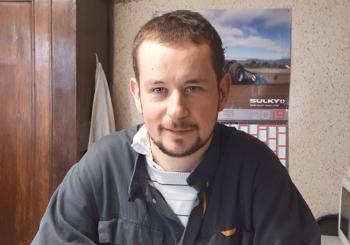 Le Goff Arnaud Mécanique agricole, une entreprise qui décolle !