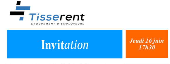 invitation ag de tisserent