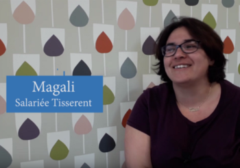 Magali et Tisserent: une belle et longue histoire d'une quinzaine d'années